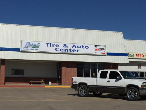 Mr Tire Locations >> Panhandle Coop Association